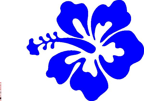 600x424 Hibiscus Flower Clip Art