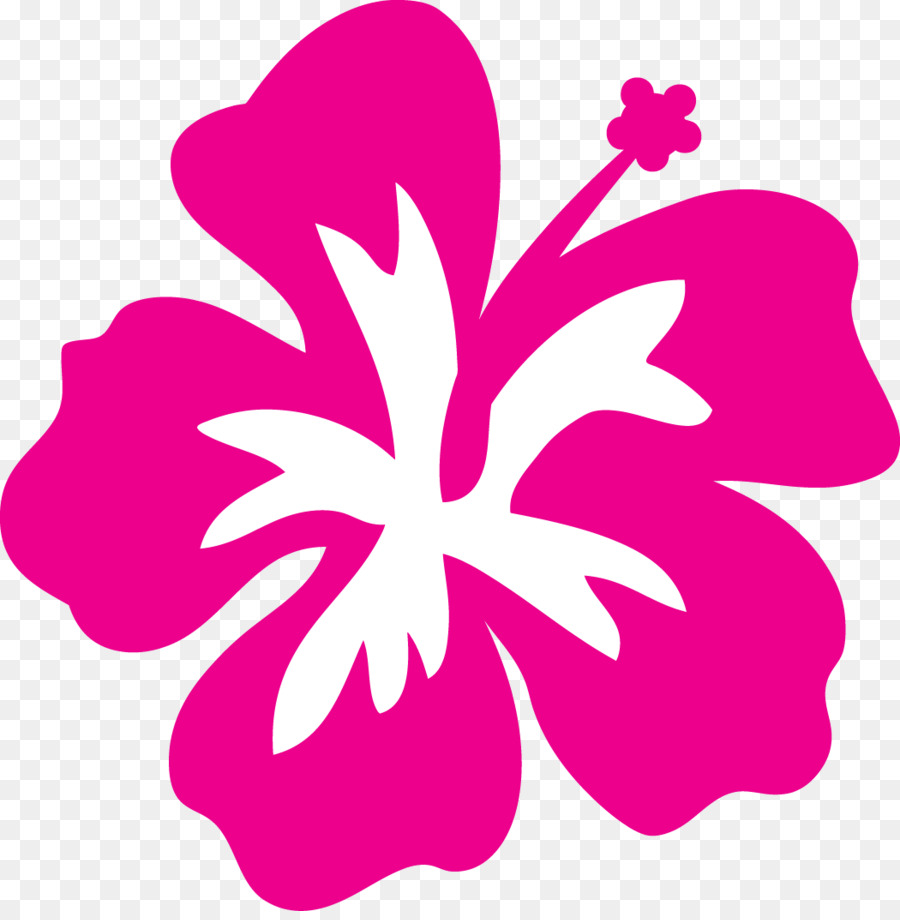 Hibiscus Flower Clipart At Getdrawings Free For Personal Use