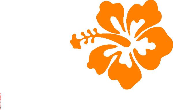 Hibiscus Flowers Clipart