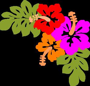298x285 Hibiscus Clip Art Vector Clipart