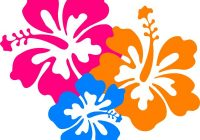 200x140 Hawaiian Flower Clipart Hibiscus Flower Clip Art Hibiscus4 Clip