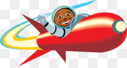 260x140 Rocket Cartoon Spacecraft Clip Art