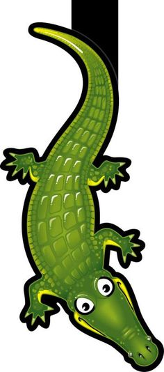 236x534 Alligator Clip Art Free