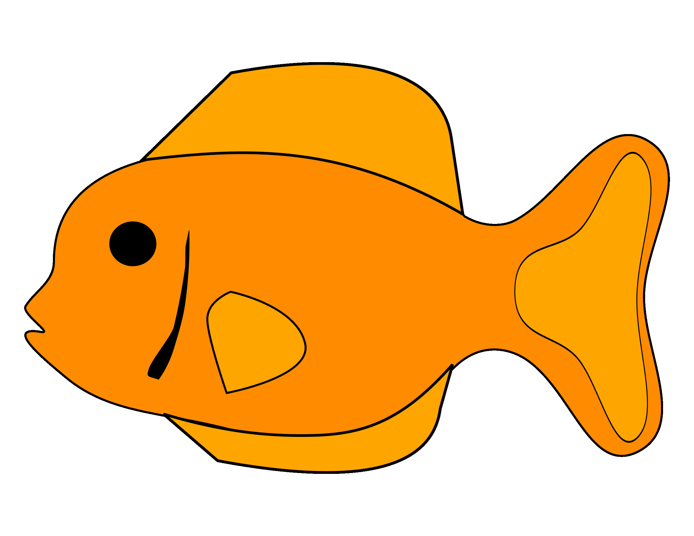 2400x1855 Fish Png Clip Art Image Gallery Yopriceville High Quality