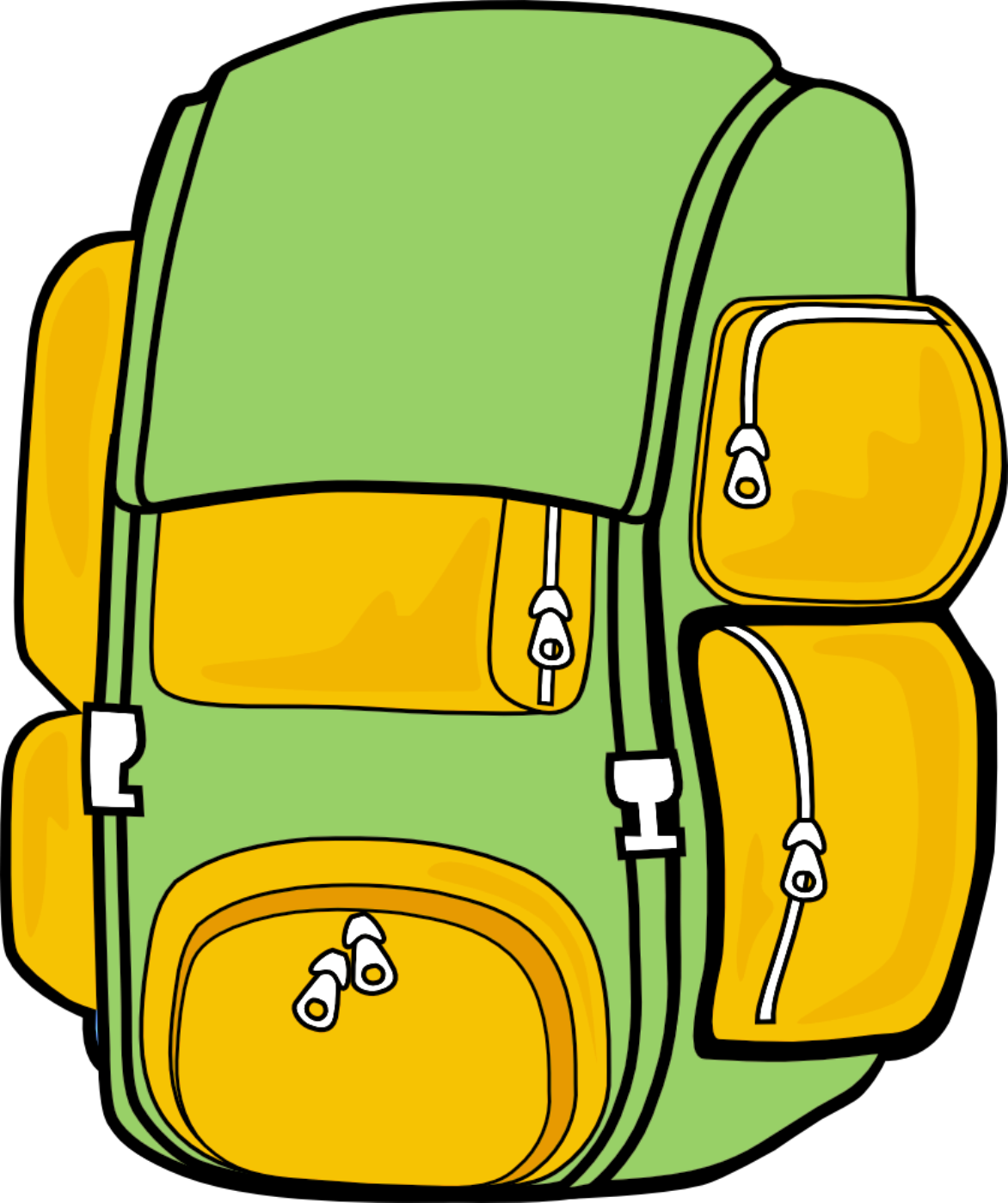 1172x1400 Projects Design Backpack Clipart Freebie Cute Clip Art
