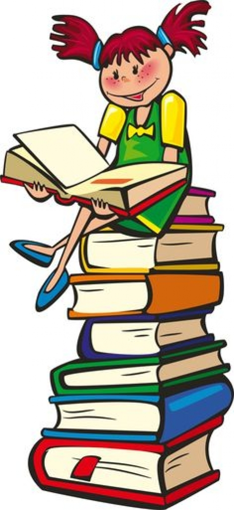 471x1024 Clip Art Books Reading On Reading Libros And Book