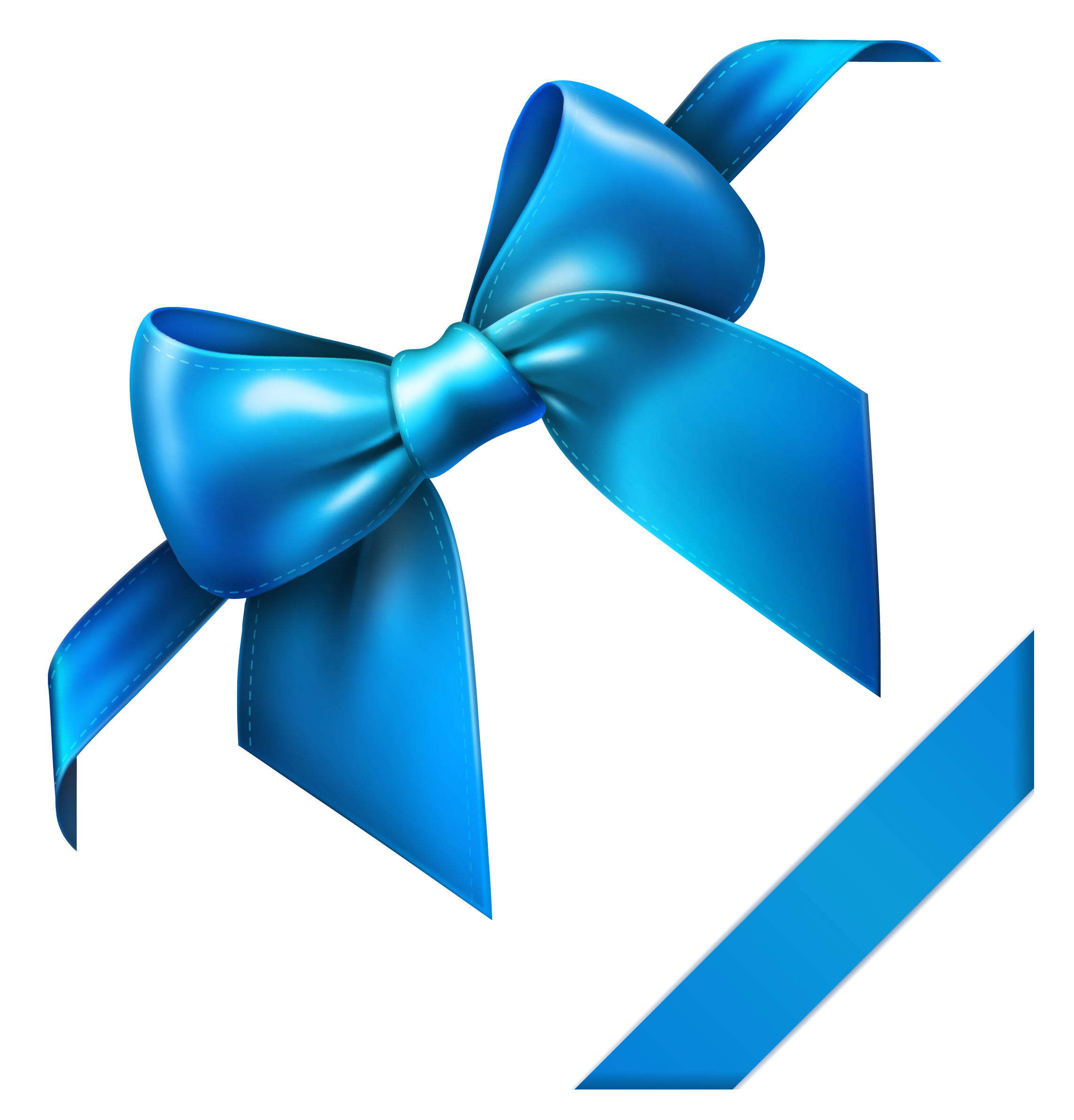 2287x2386 Blue Bow Png Clipart Pictureu200b Gallery Yopriceville