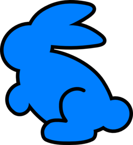 273x299 Bunny High Quality Clip Art Image 4