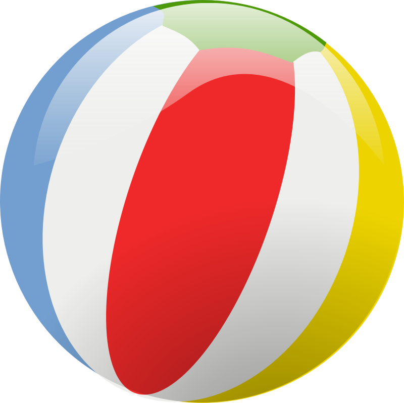 800x798 Image For Free Beach Ball Sport High Resolution Clipart Sport