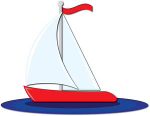300x232 Sailboat Clipart High Resolution