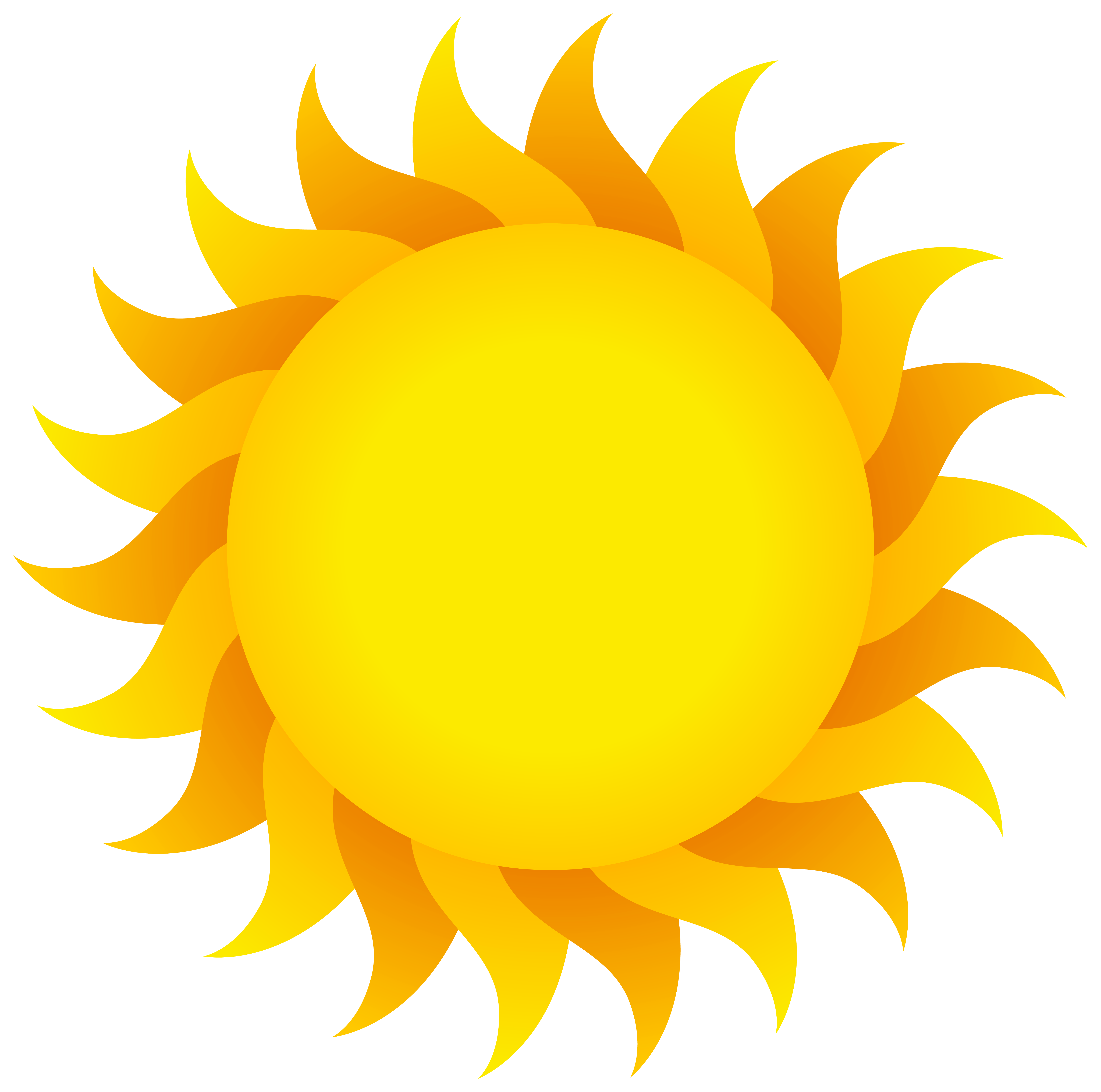 6296x6247 Sun Png Clear Background Transparent Sun Clear Background.png