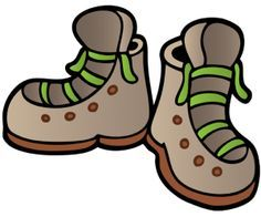 236x196 Camping Hiking Boots Clip Art Vbs Bible Boot Camp