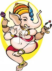 219x300 Ganesh Clip Art Use These Free Images For Your Websites, Art