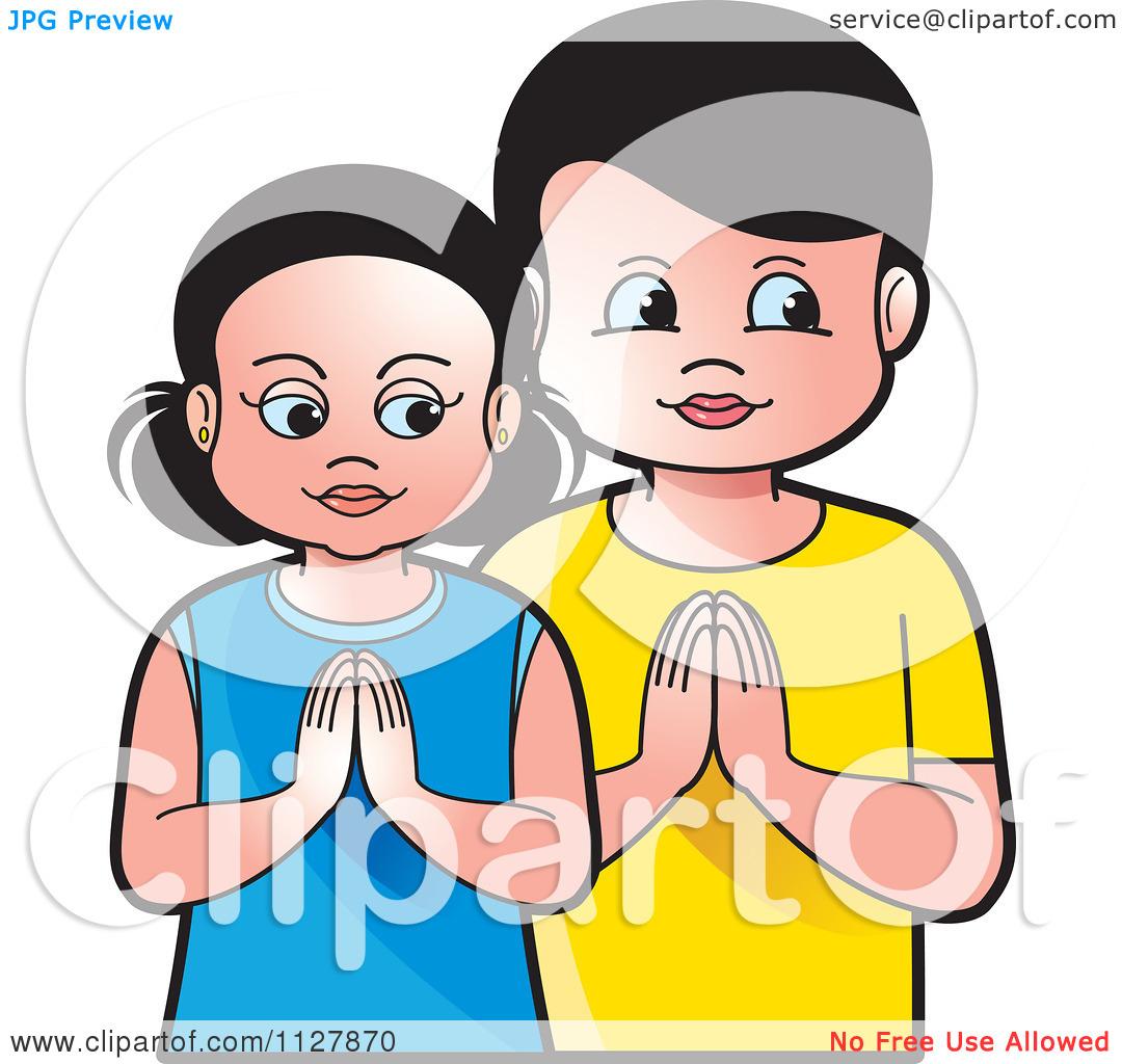 1080x1024 Hindu Boy And Girl Clipart