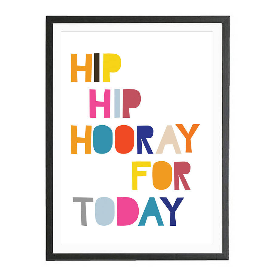 900x900 Hip Hip Hooray Animated Clipart