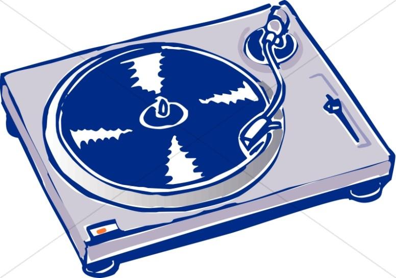 776x544 Hip Turntable Church Music Clipart