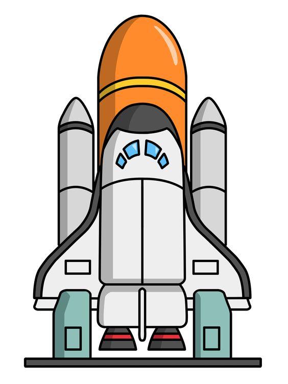 564x752 Rocketship Clip Art Rocket Ships And Nasa
