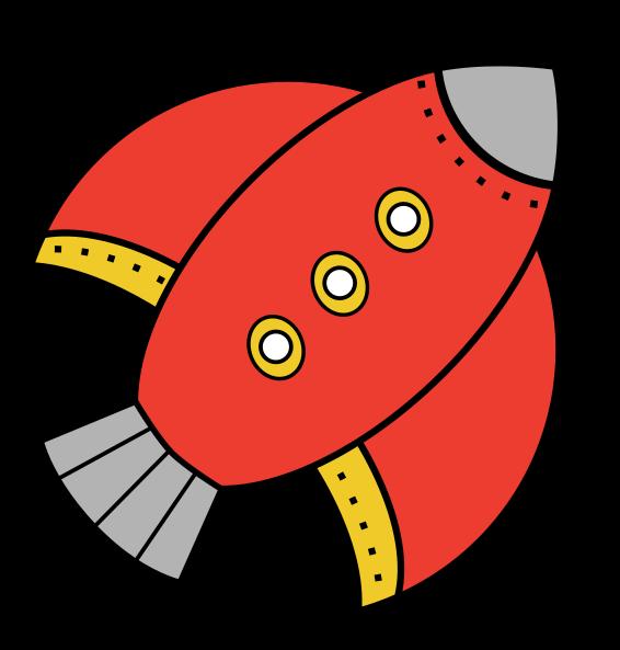 566x593 Rocketship Clip Art Free