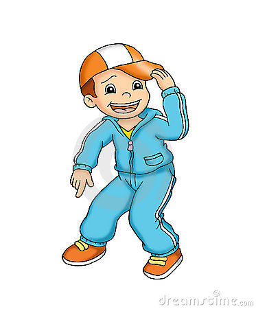 373x450 Youth Hip Hop Clipart