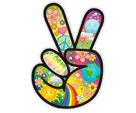 436x364 Peace Fingers Clip Art