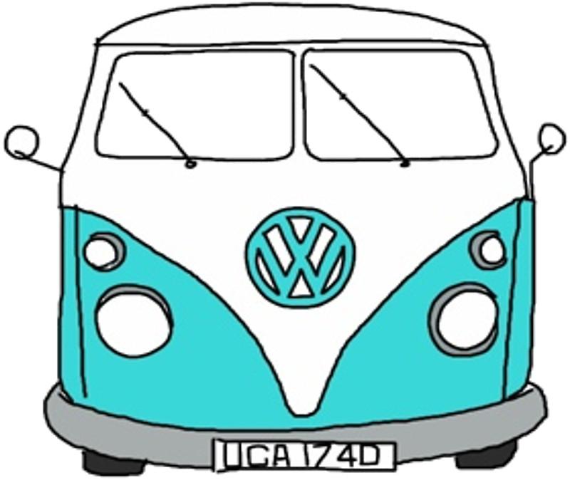 800x674 Volkswagen Bus Clipart Amp Volkswagen Bus Clip Art Images