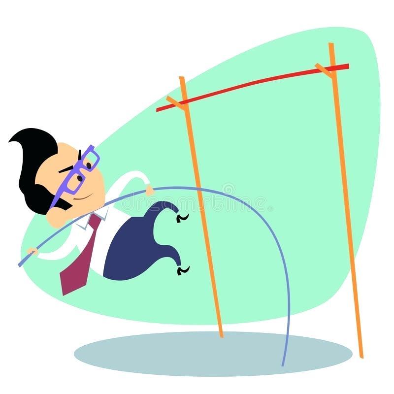 800x800 Pole Vault Clip Art Download Businessman Pole Vault Height