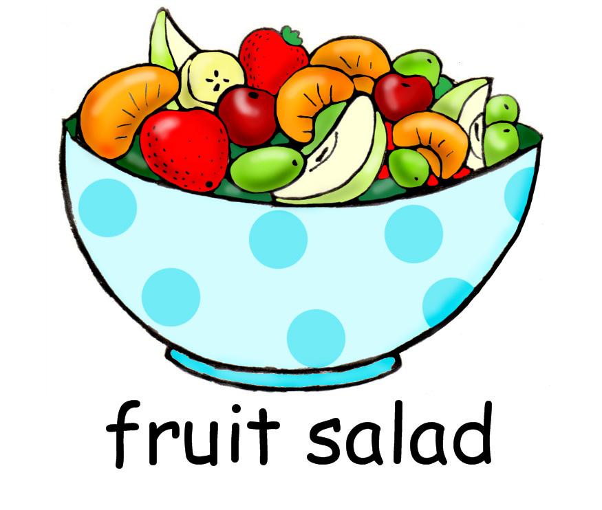 875x742 Fruit Salad Clipart Fruit Salad Clipart Graphics For Fruit Salad