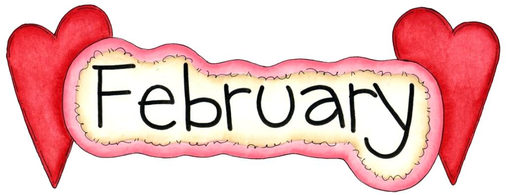 1024x396 Clip Art For February Best Images Hearts Hobbies And Ideas Bing