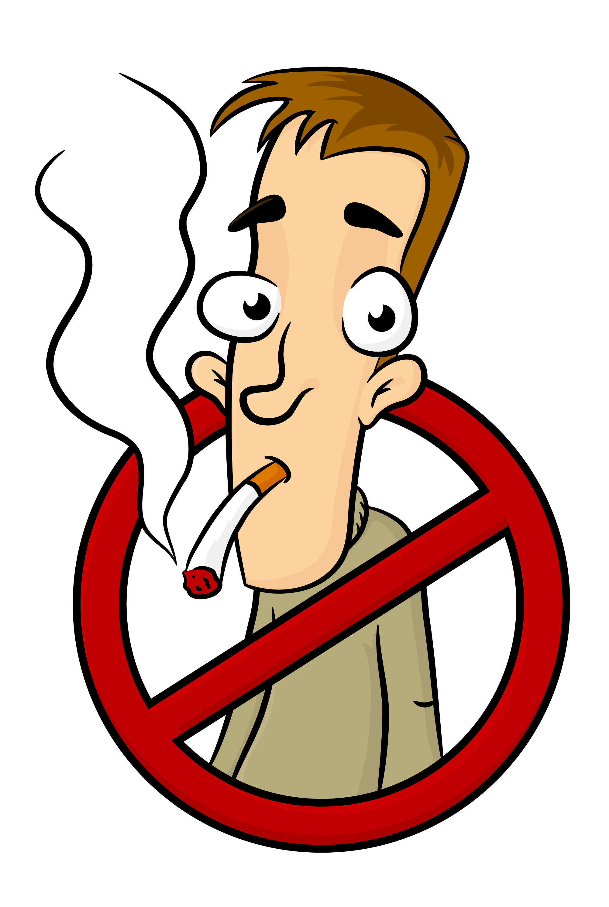 2004x2985 Boy Clipart Smoking