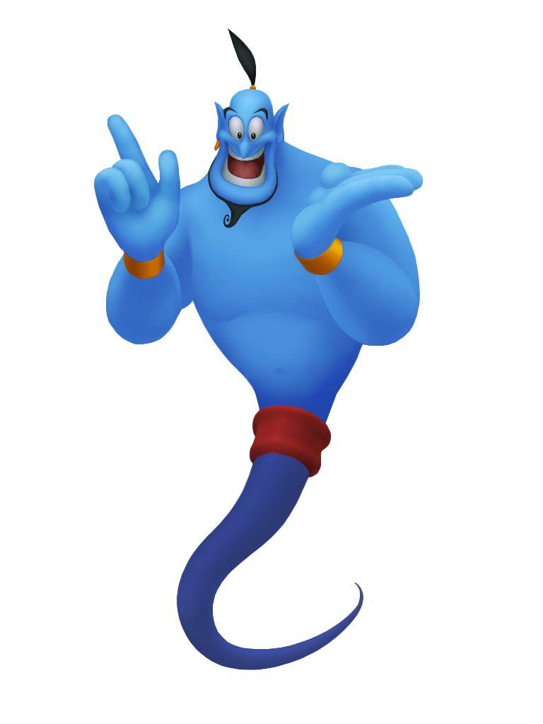 768x1024 Aladdin Genie