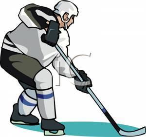 300x281 Field Hockey Clipart Cartoon