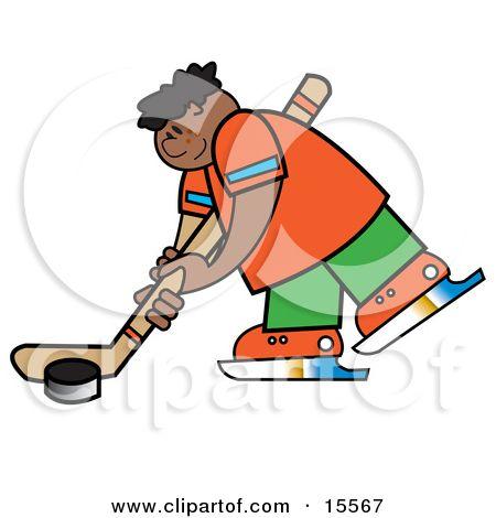 450x470 Cool Floor Hockey Clipart Puck