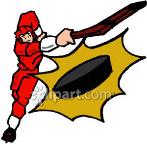 Hockey Puck Clipart