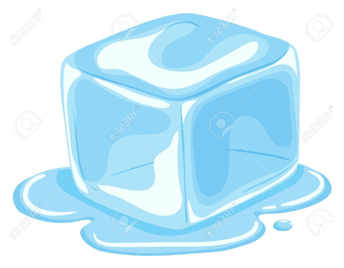 1300x1015 Clipart Of Ice Cube Images On Page 0 Yanhe Clip Art