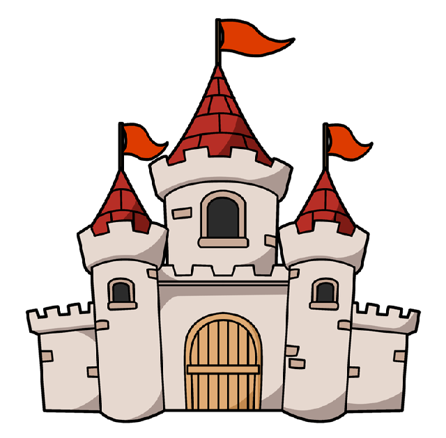 640x629 The Top 5 Best Blogs On Underwater Castle Clipart