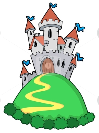 334x450 Collection Of Fairy Tale Castle Clipart High Quality, Free