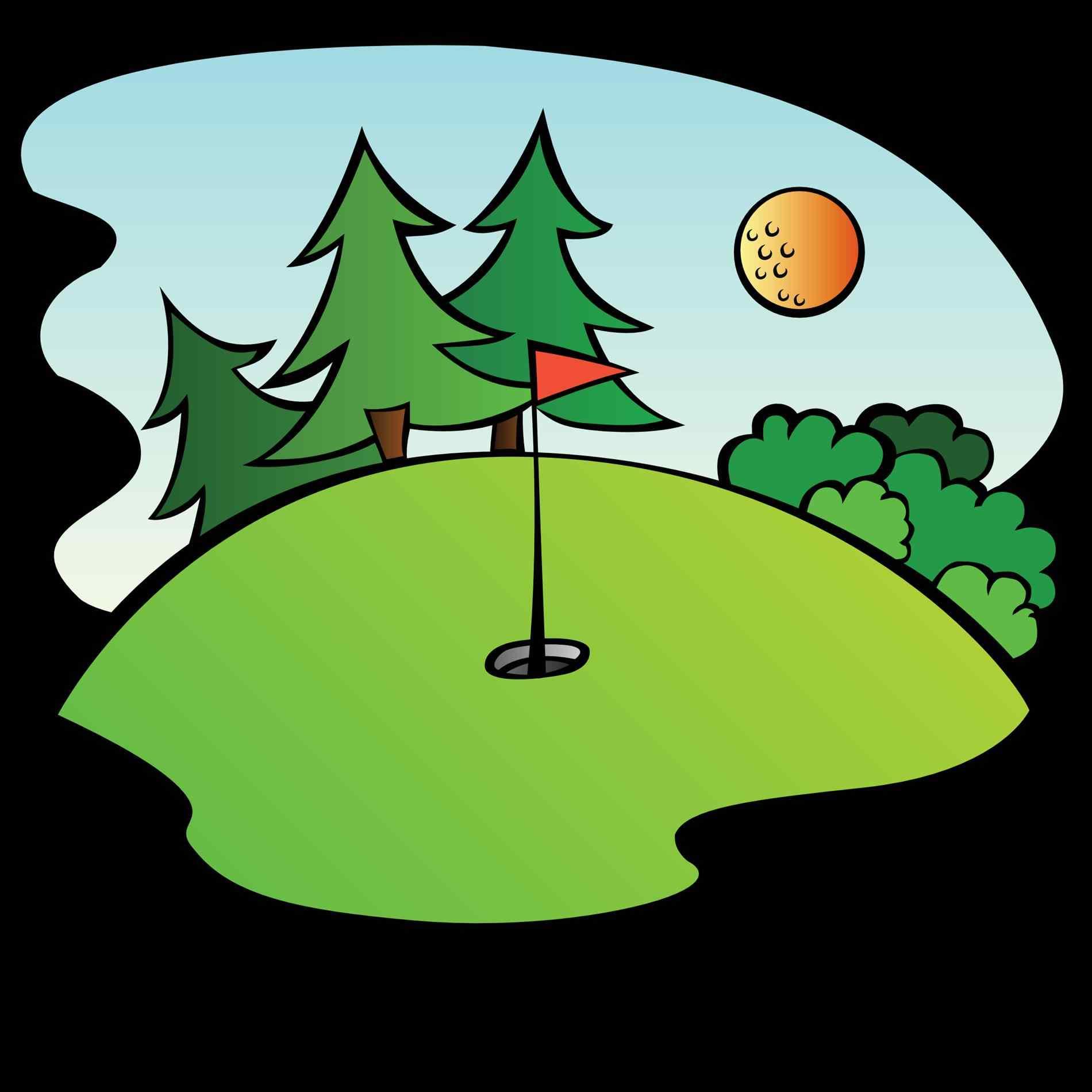 1900x1900 Golf Hole Clip Art Borisimage.club