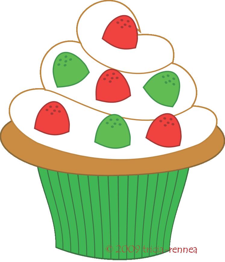 747x868 Purple Birthday Cupcake Clipart
