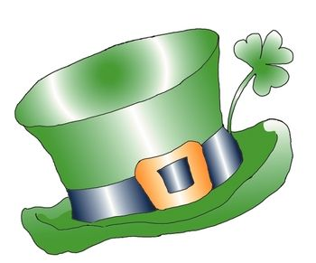 350x291 St. Patrick's Day Free Clip Art Images Irish Clip Art