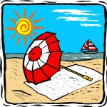150x150 Summer Holiday Clip Art Summer Holiday Clipart Free Clip Art Free