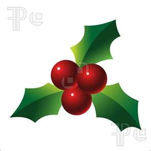Holly Berry Clipart