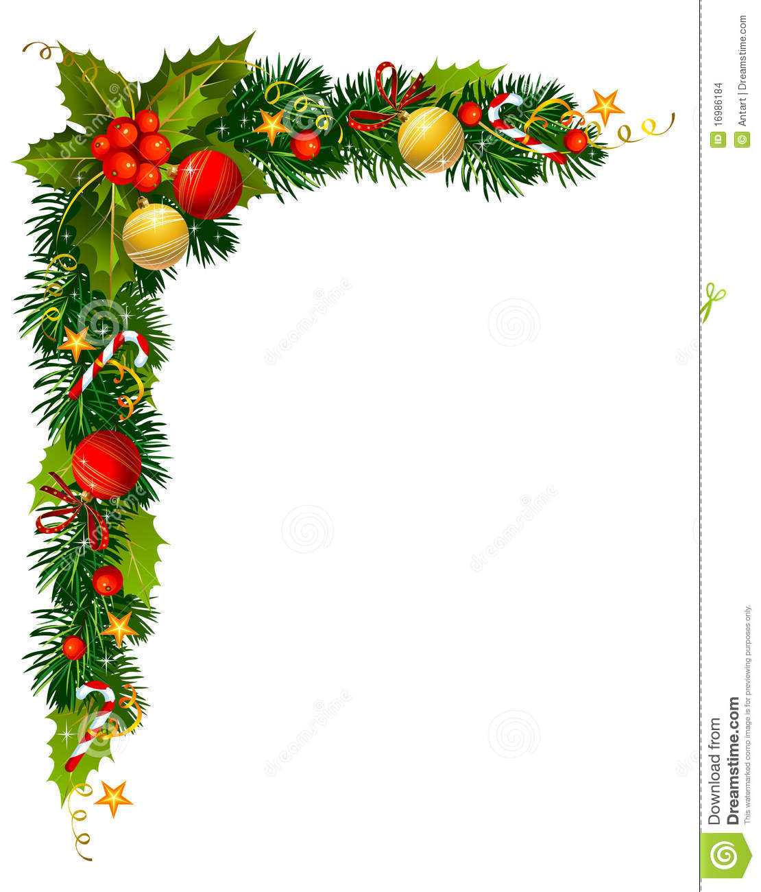 1110x1300 Christmas Holly Border Clip Art Christmas Holly Border Page