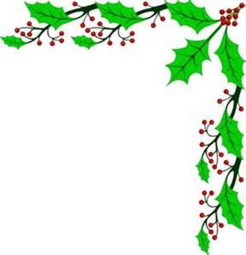 482x500 Collection Of Christmas Ivy Clipart High Quality, Free