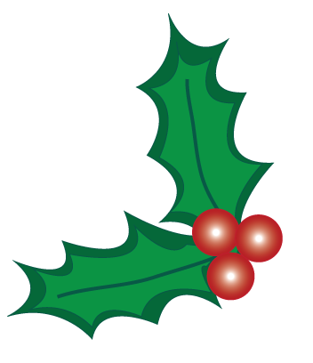 352x408 Holly Clip Art Free Eri Doodle Designs And Creations Holly Berries