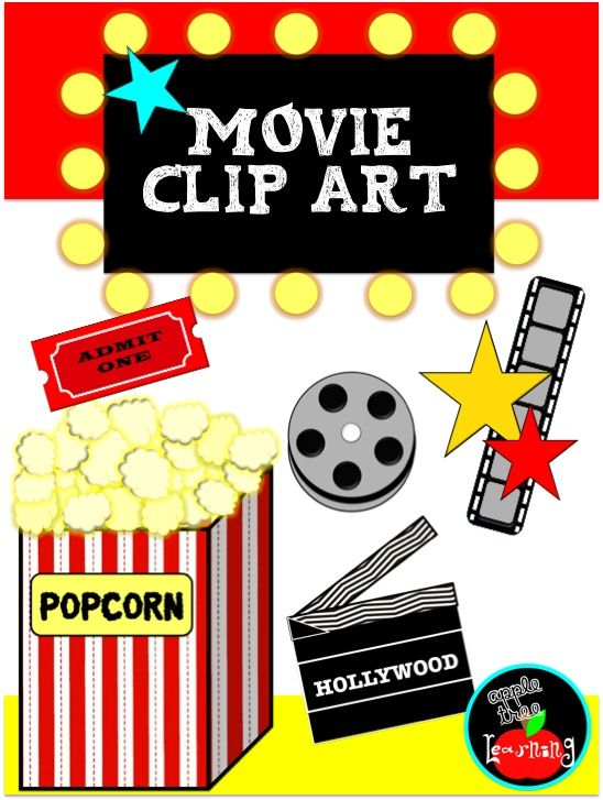 548x727 Free Clip Art! Movie Amp Theater Clip Art For The Classroom. It Is