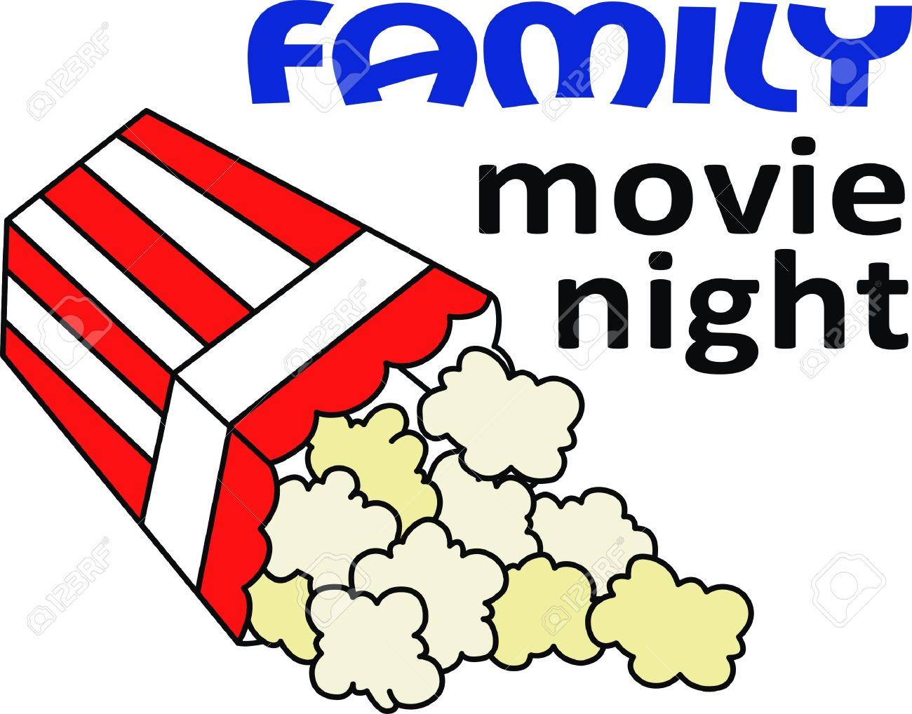 1300x1018 Popcorn Clipart Movie Night