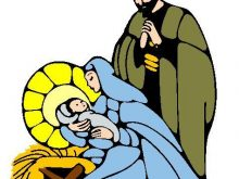 220x165 Holy Family Clipart Bible Clip Art Phillip Martin Holy Family Dog