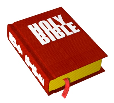 400x363 Image Of Bible Clipart