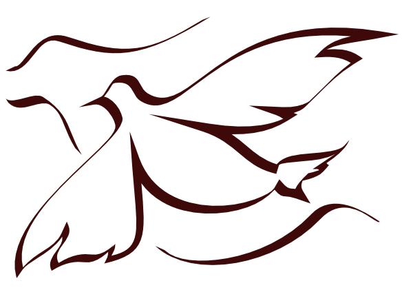 600x424 Pentecost Holy Spirit Clipart Church Banners Pentecost