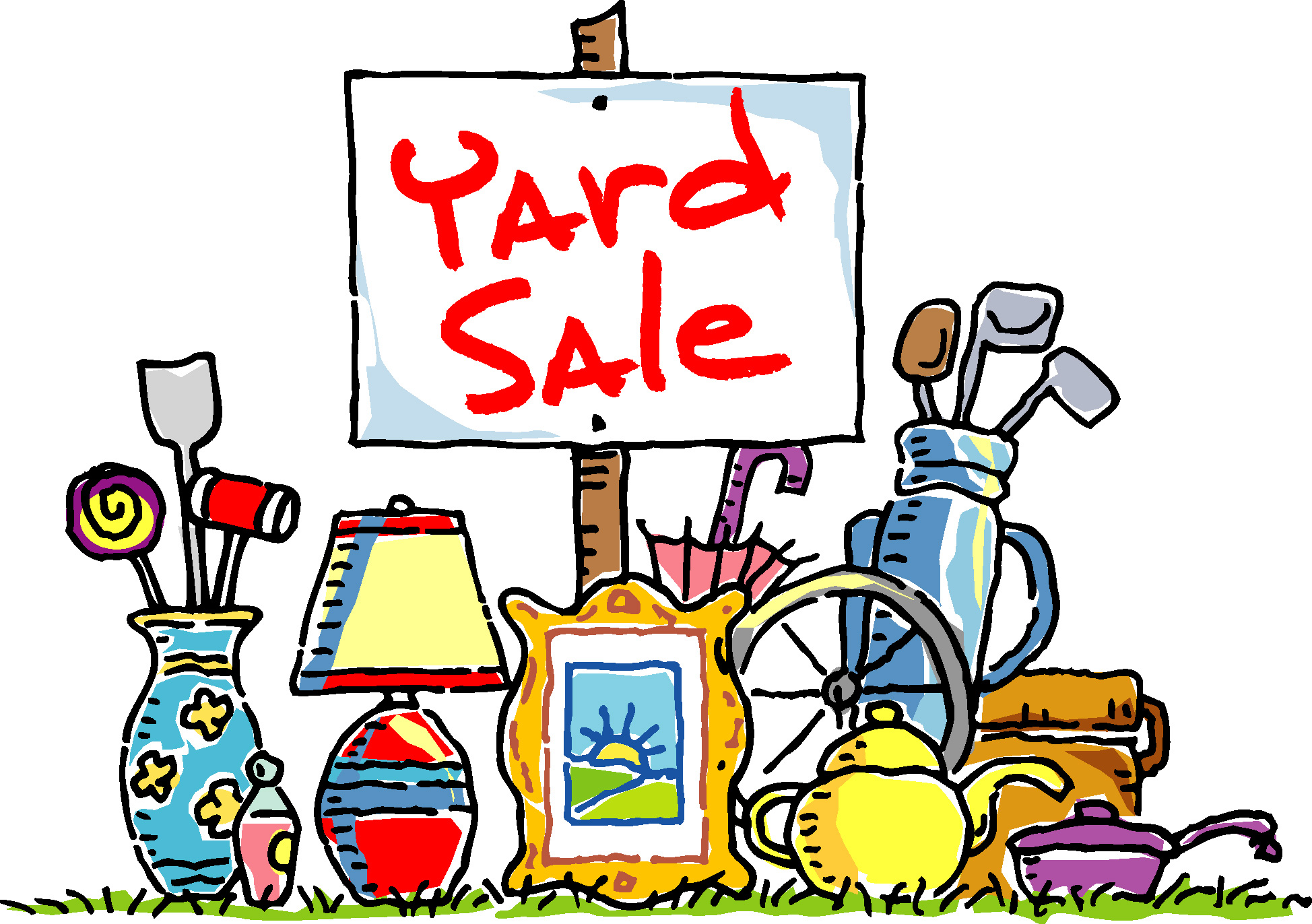 1948x1372 Free Garage Sale Clip Art Pictures
